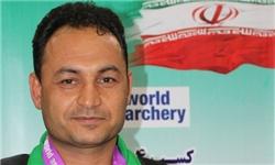 ورزشکار دزفولی در اردوی تیم ملی تیراندازی با کمان معلولان