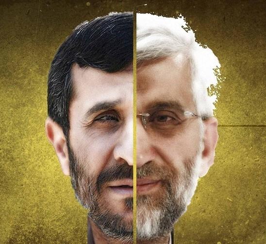آغاز جدالی دیدنی؛ زورآزمایی احمدی نژاد و جلیلی بر سر محمودِ 84