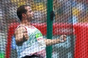 کسب مدال نقره پارالمپیک توسط ورزشکار دزفولی