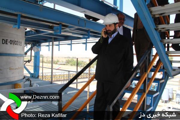 حضور استاندار خوزستان در دزفول / از استقبال و ورود تا بدرقه و خروج