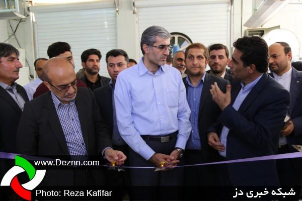 چهار طرح تولیدی صنعتی در دزفول با حمایت صندوق کارآفرینی امید بهره برداری شد