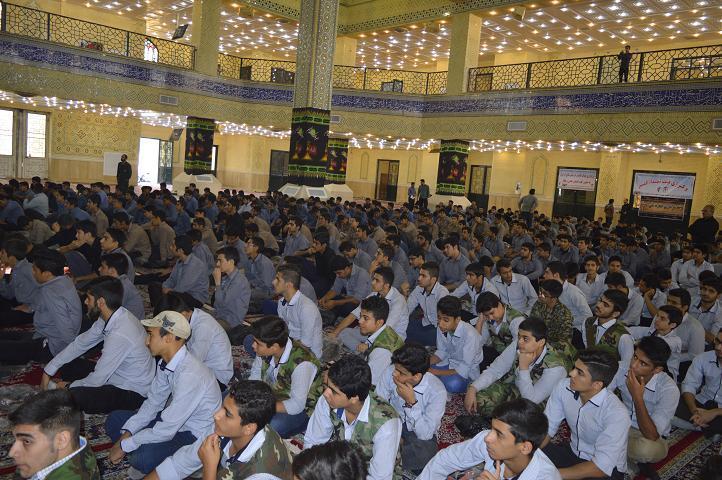 یادواره 700 شهید دانش آموز شهرستان دزفول برگزار شد