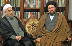 راه امام توسط خلف صالح ایشان به خوبی در کشور، منطقه و جهان دنبال می شود
