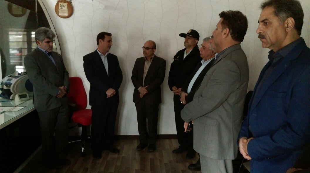 اولین صرافی مکانیزه شمال خوزستان در دزفول افتتاح شد