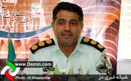 پلیس دزفول حمله تروریستی در این شهرستان را تکذیب کرد