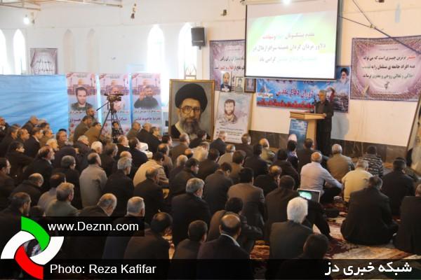 تصاویری از گردهمایی رزمندگان گردان بلال در پادگان قدس دزفول