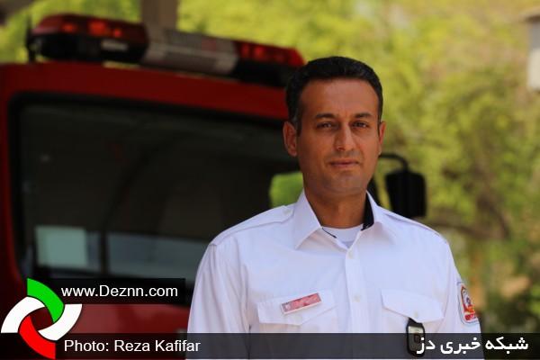 وقوع 88 فقره حادثه و آتشسوزی در آذرماه 96 در دزفول
