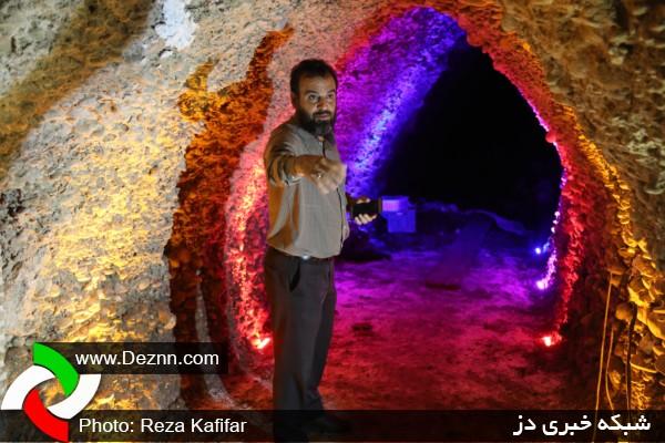تاکنون از قمش مومنان دزفول بیش از 1600 مترمکعب با اعتبار شخصی خاکبرداری شده است + عکس