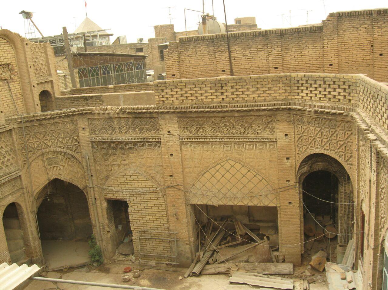 خانه تاریخی ضیایی دزفول، ویرانه ای باشکوه در انتظار جان دوباره