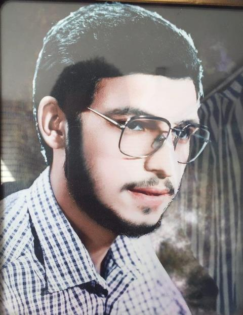 پدرمعظم شهید محمدرضا روشندل پور به فرزندش پیوست