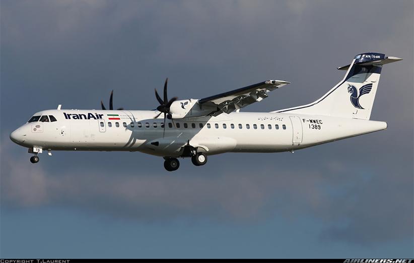 جاموسی ازافزایش 4 پرواز با هواپیماهای جدید شرکت ایران ایر خبر داد