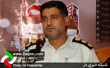 دستگیری 25 نفر از مخلان نظم و امنیت در دزفول / توقیف 130 موتور سيکلت/ تداوم طرح پاکسازی نقاط آلوده
