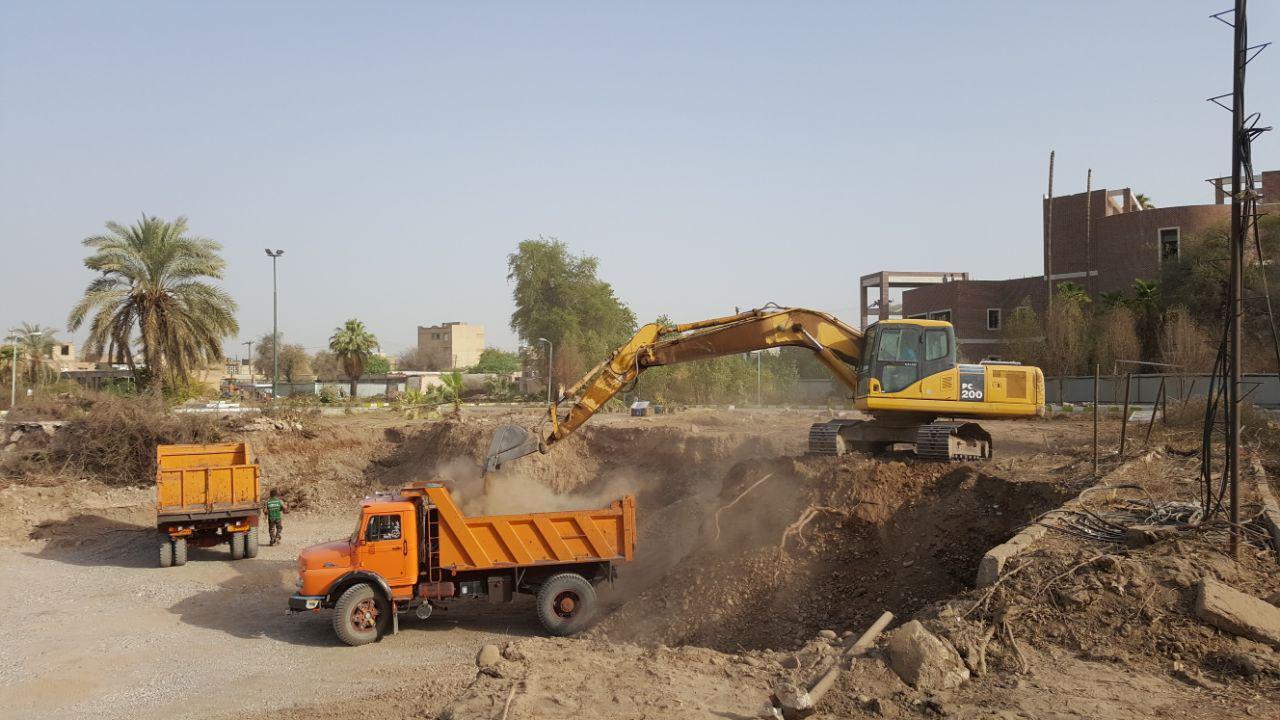 کار ساخت بیمارستان 400 تختخوابی یازهراي دزفول به طور رسمي آغاز شد