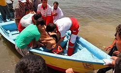 کشف جنازه مرد ۳۷ ساله در رودخانه دز