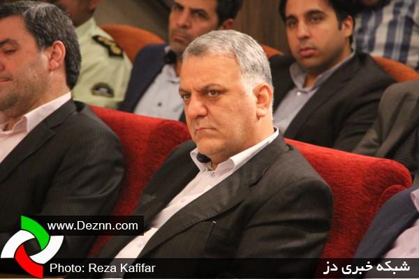 پیام تبریک شبکه خبری دز بمناسبت انتصاب فرماندار جدید دزفول