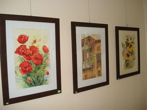 نمایشگاه بین المللی نقاشی دزفول افتتاح شد/ حضور ۱۷ کشور خارجی